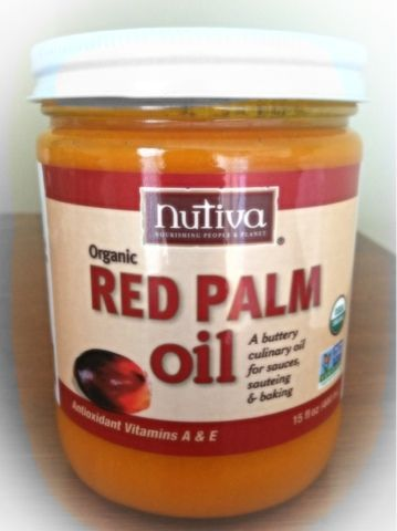 SUSTAINABLE PALM OIL ONLY!  Clin-Spa by Lori Kushner: Red Palm Oil for Skin; As a Cleanser, Used in Skin Scrubs, Moisturizer and Facial Skin Mask.