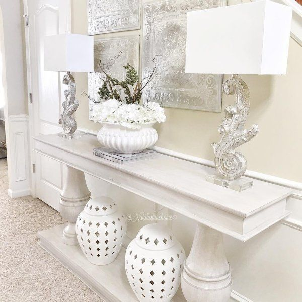 Photo of beautiful home decor