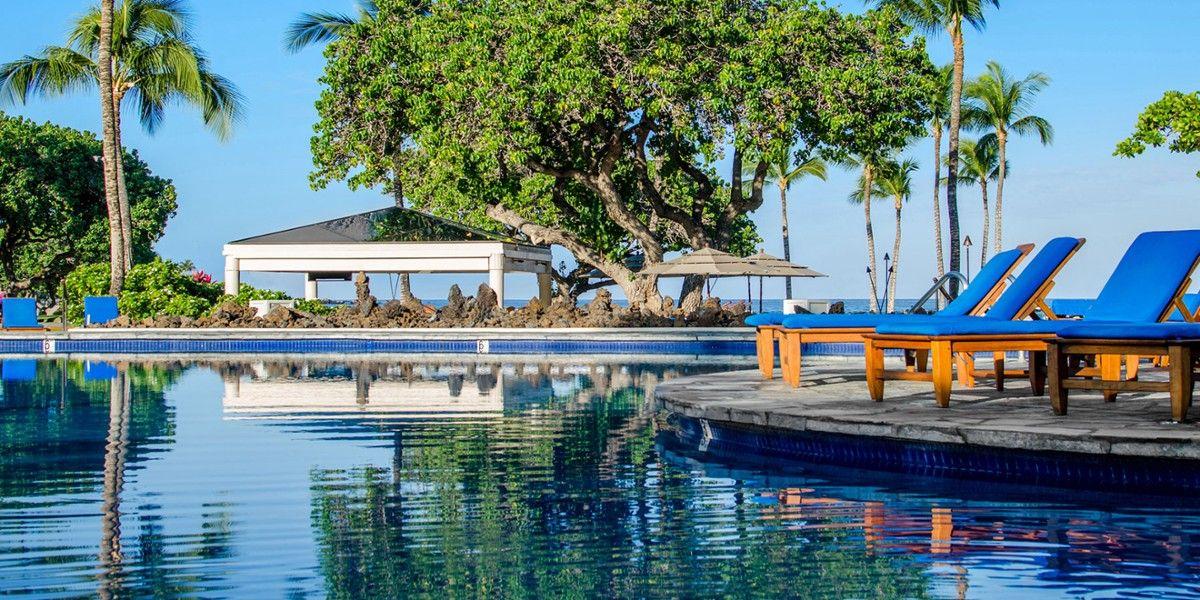 Mauna Lani Hotel Bungalows Hawaii