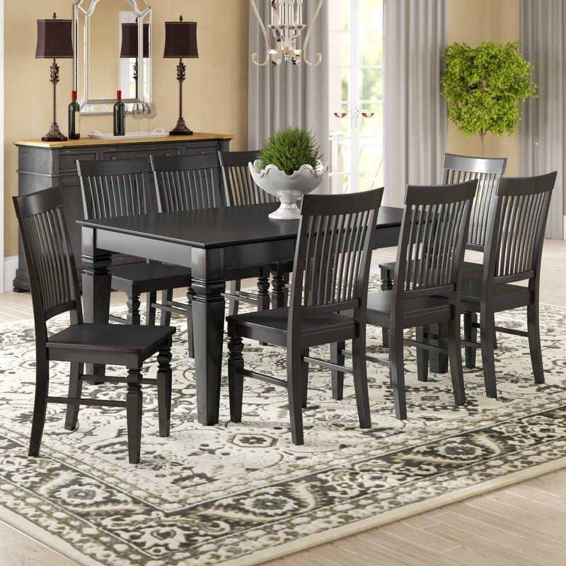 Beesley 9 Piece Extendable Dining Set Living Room Fix Up