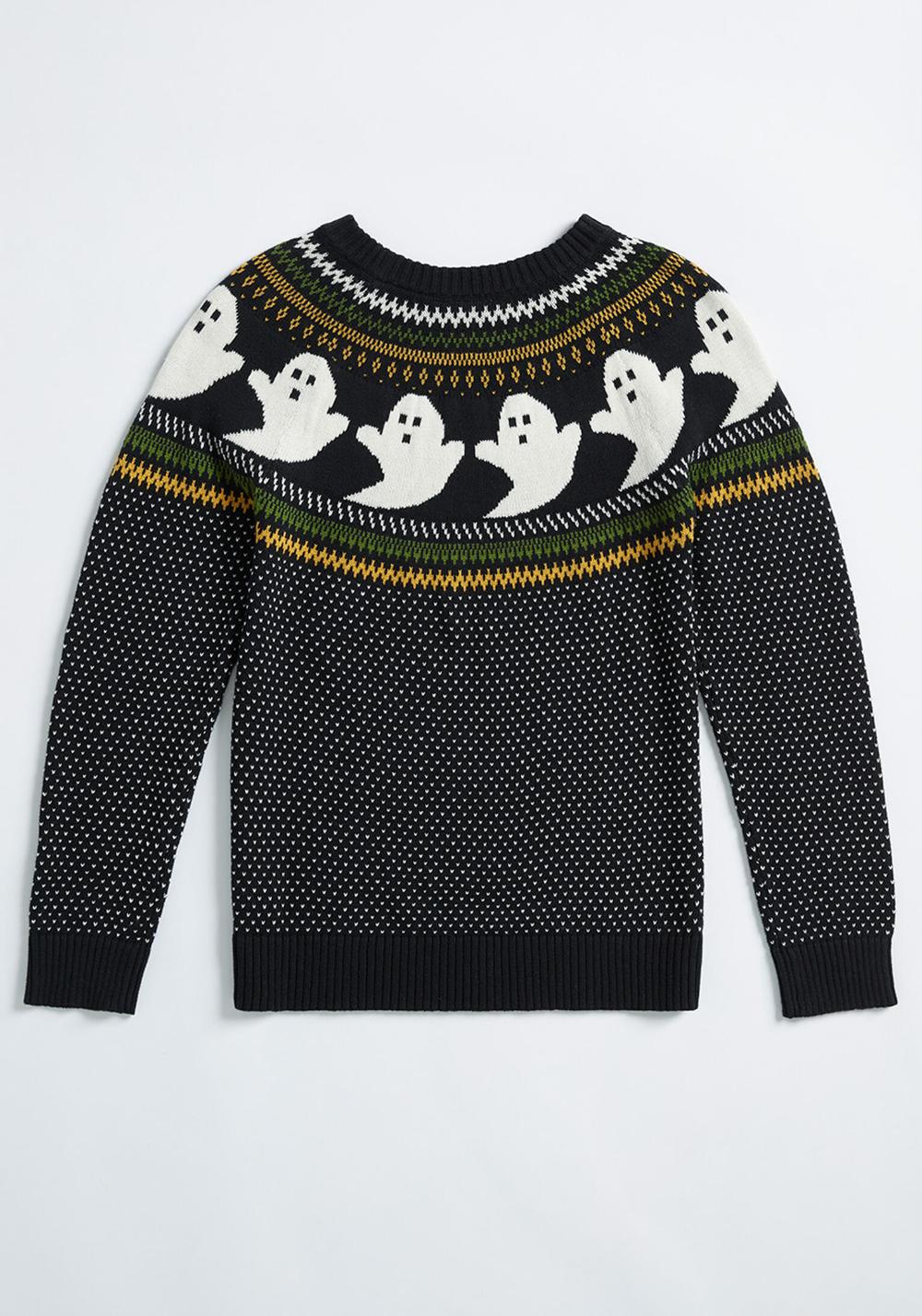 Rawr Ambition Dinosaur Pullover Sweater