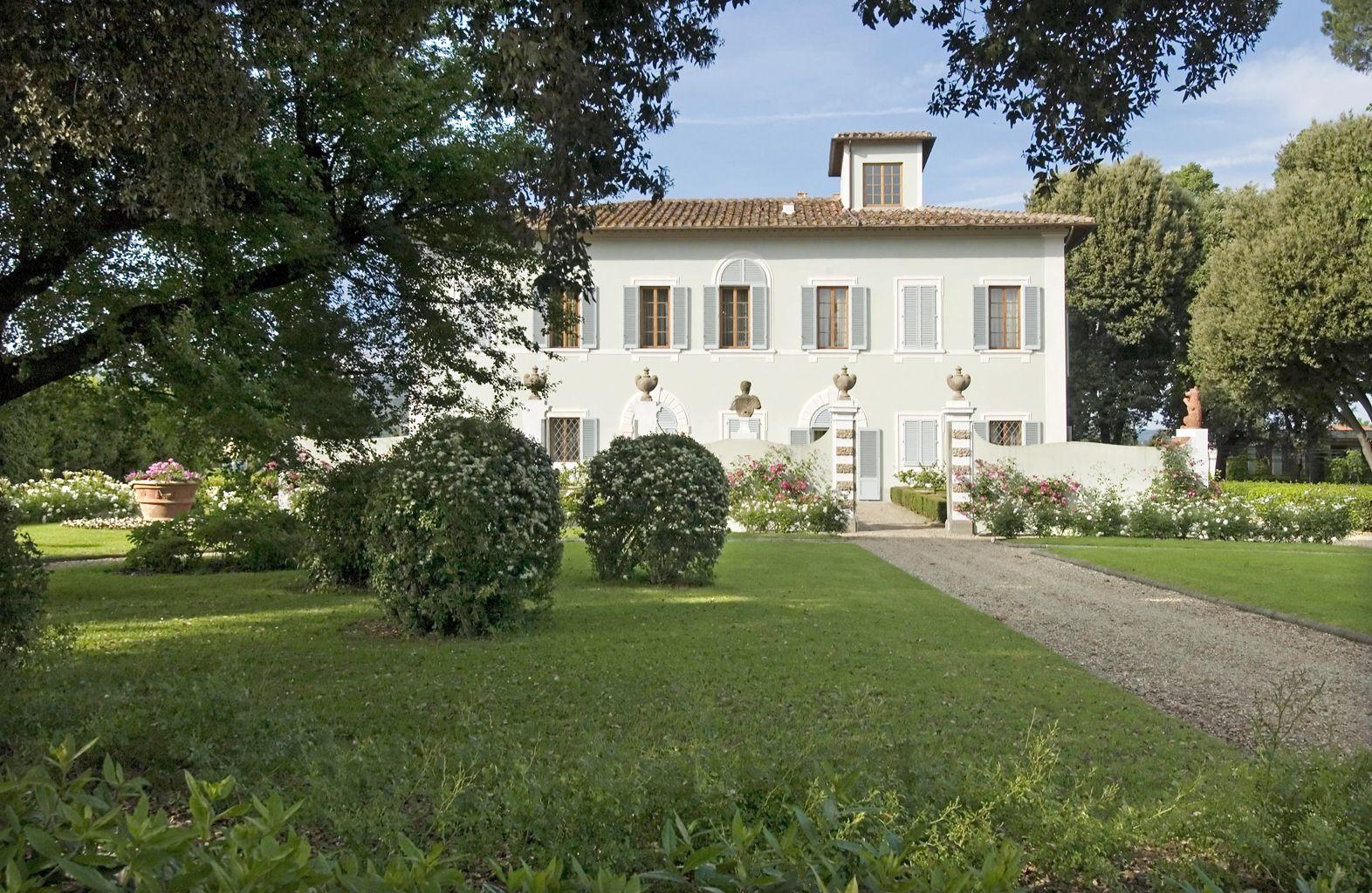 Villa Olmi Firenze—Bagno A Ripoli, Italy. #Jetsetter | Italy ...