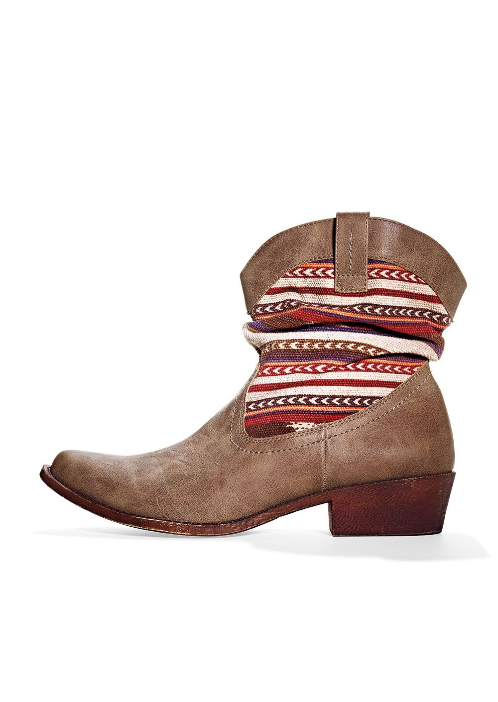 29dc840f8c653 Aztec booties  Marshalls  falltrends   Head Over Heels   Pinterest