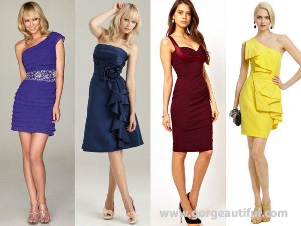 Wedding Guest Attire Wear Part Dresses Perfect Fashion Theme Parties