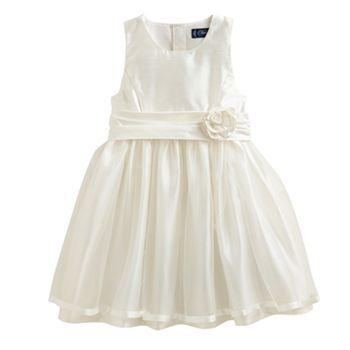 9b83832e67 Chaps Taffeta Dress - Girls 4-6x