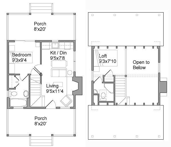 ... Design Y Throughout Mini House Plans