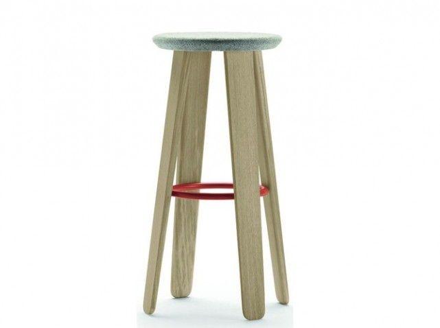 Tabouret de bar design bois please sit down