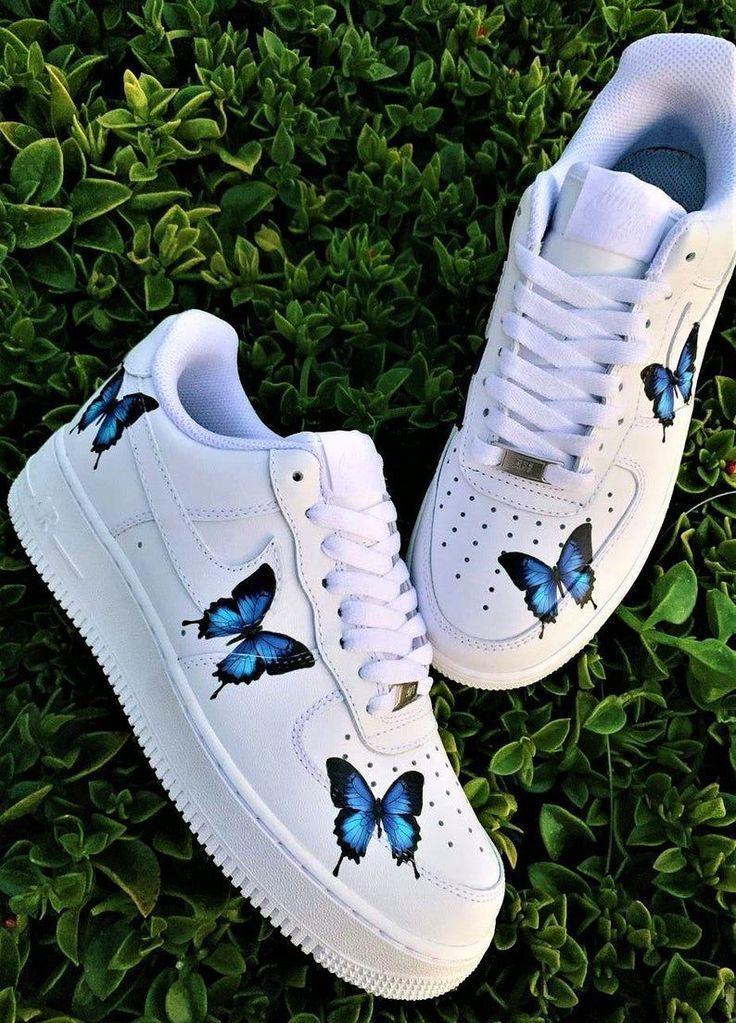 butterfly Nike Butterfly Custom Nike Butterfly Air