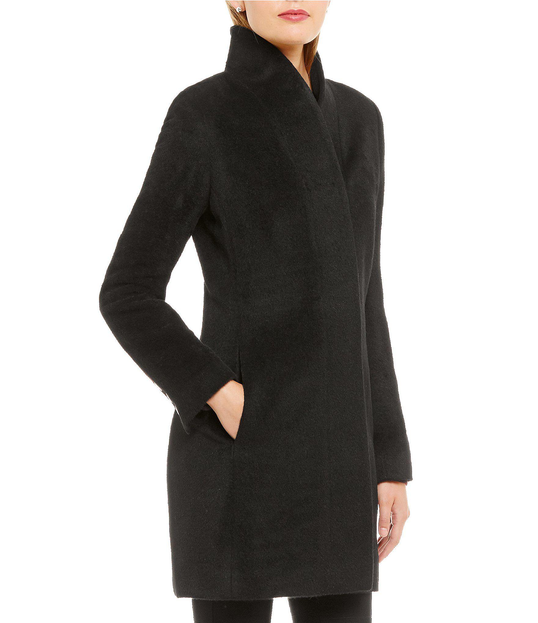 Mens wool coats dillards