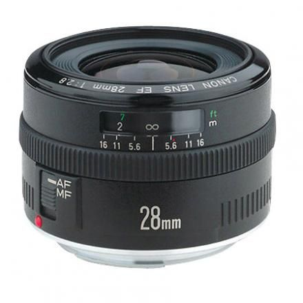 Canon Ef 28mm F 2 8 Lens Canon Ef Wide Angle Lens