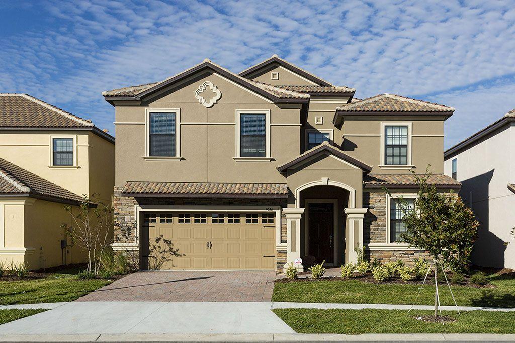 Championsgate 65 8 Bedroom Villa In Championsgate Top Villas Florida Villas Holiday Home Villa
