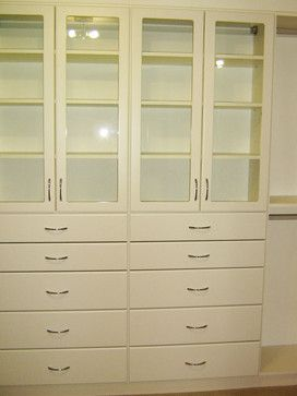 Master Closet, Walk In Closet, Glass Doors, California Closets Twin Cities  MN