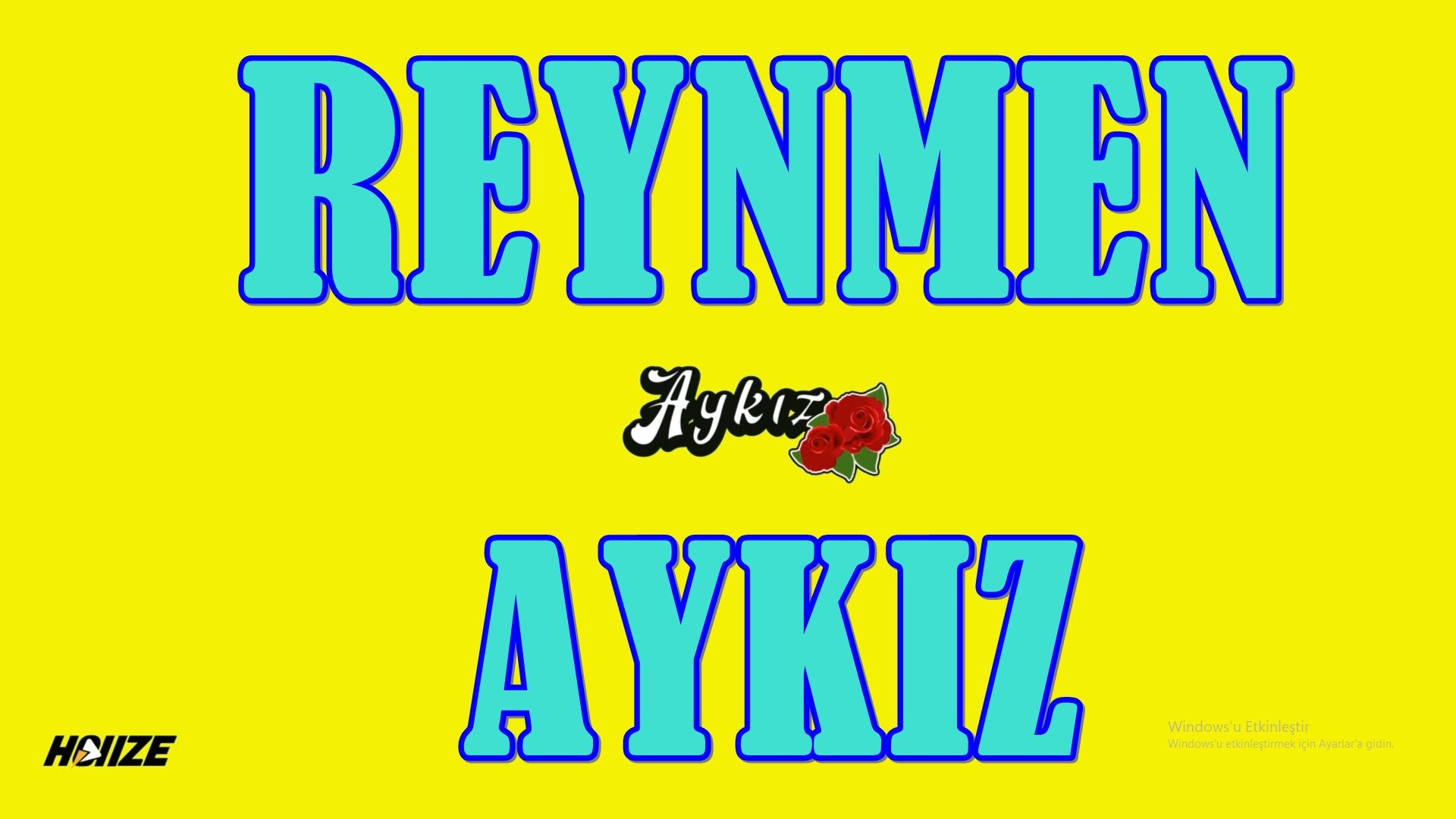 Reynmen Aykiz Official Audio 06 06 2020 In 2020 Youtube