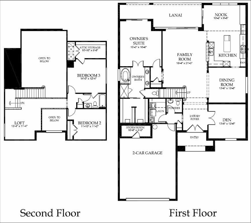 floorplans with garage in front Google Search Floor