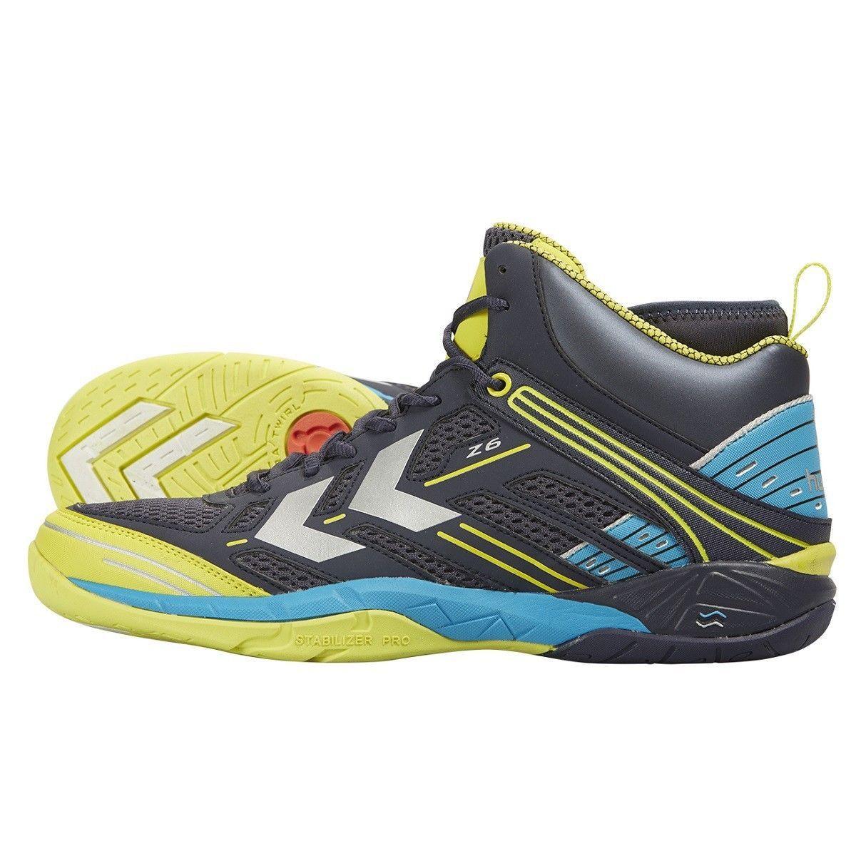 timeless design 7d487 8fb3f HUMMEL OMNICOURT Z6 HI 42 45 NEW 110€ MODEL 2015 indoor handball shoes z8  x8 x6   eBay