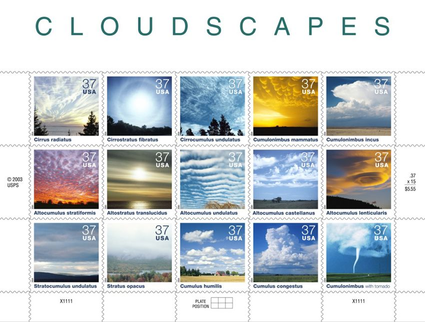types of cloud formations: pictures and descriptions | learning