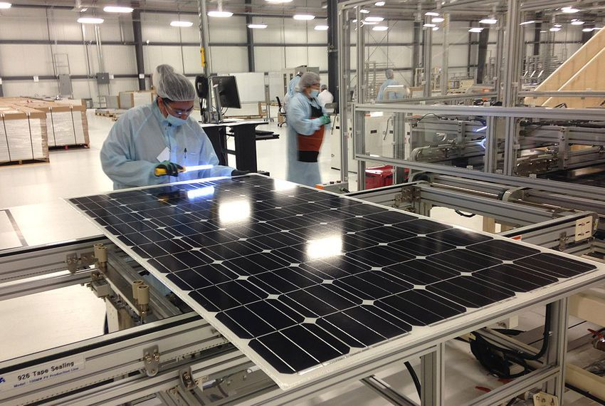 Solar Panel Manufacturing Plant Planned For Borno Nigeria With