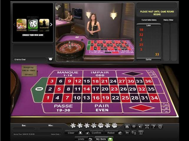 Rollex casino game