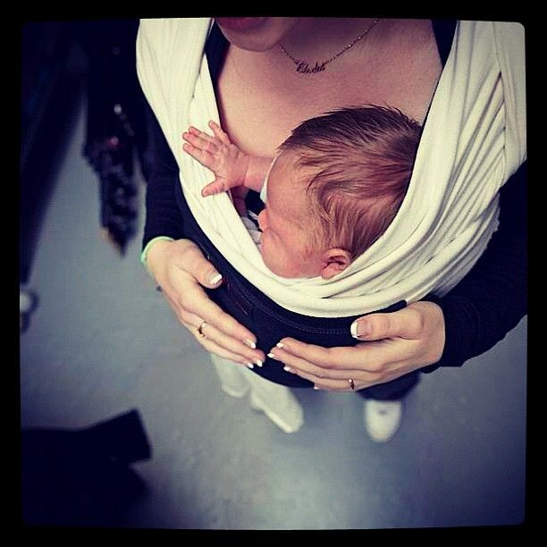 «#jpmbb #babywearing»