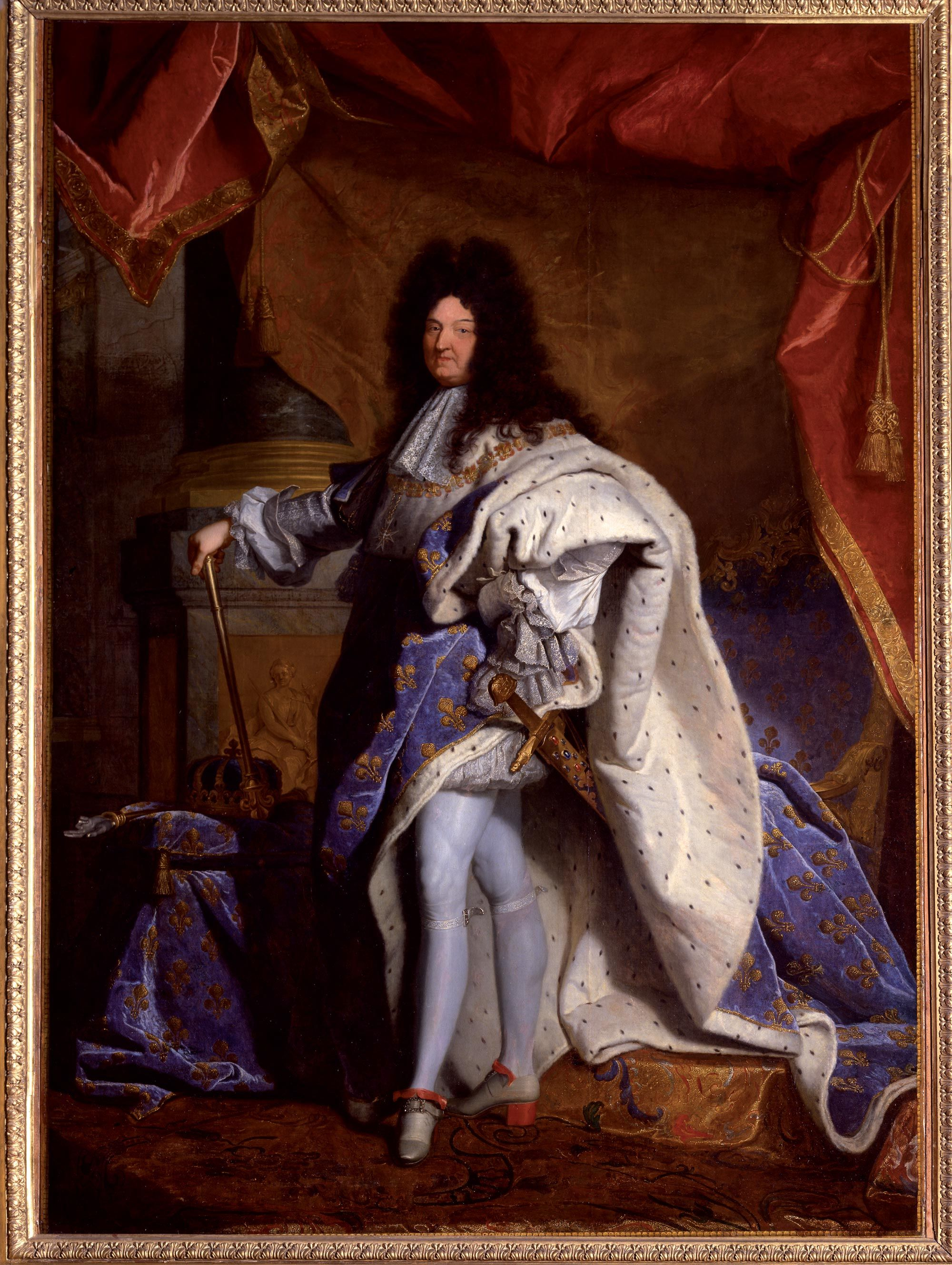 portrait-de-louis-xiv