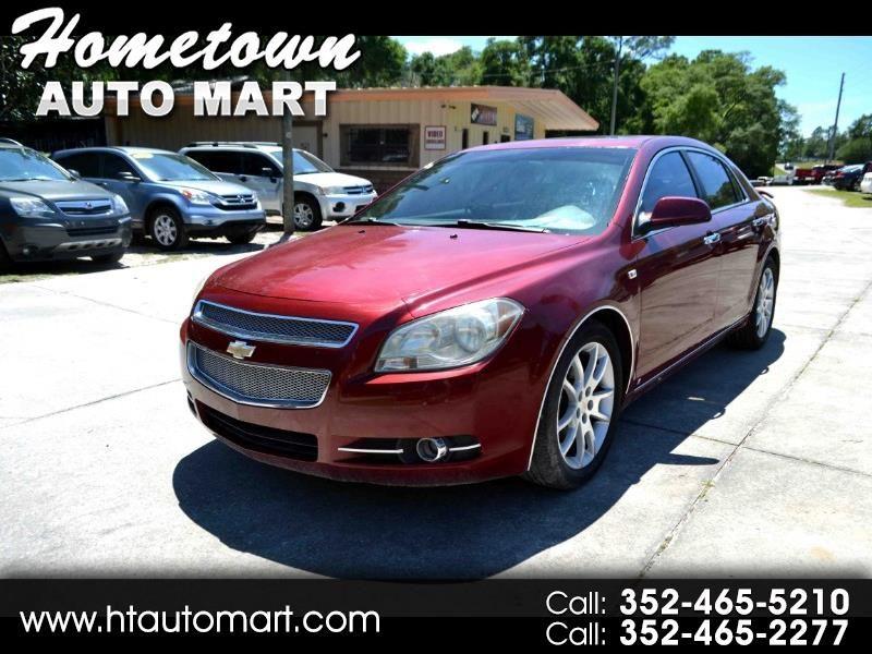 Used 2008 Chevrolet Malibu Ltz For Sale In Dunnellon Fl 34433