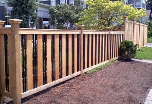 Ornamental Fences Fence Design Backyard Fences Front Yard Fence