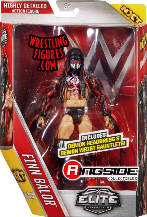 Finn Balor Demon Wwe Elite 41 Wwe Toy Wrestling Action Figure By