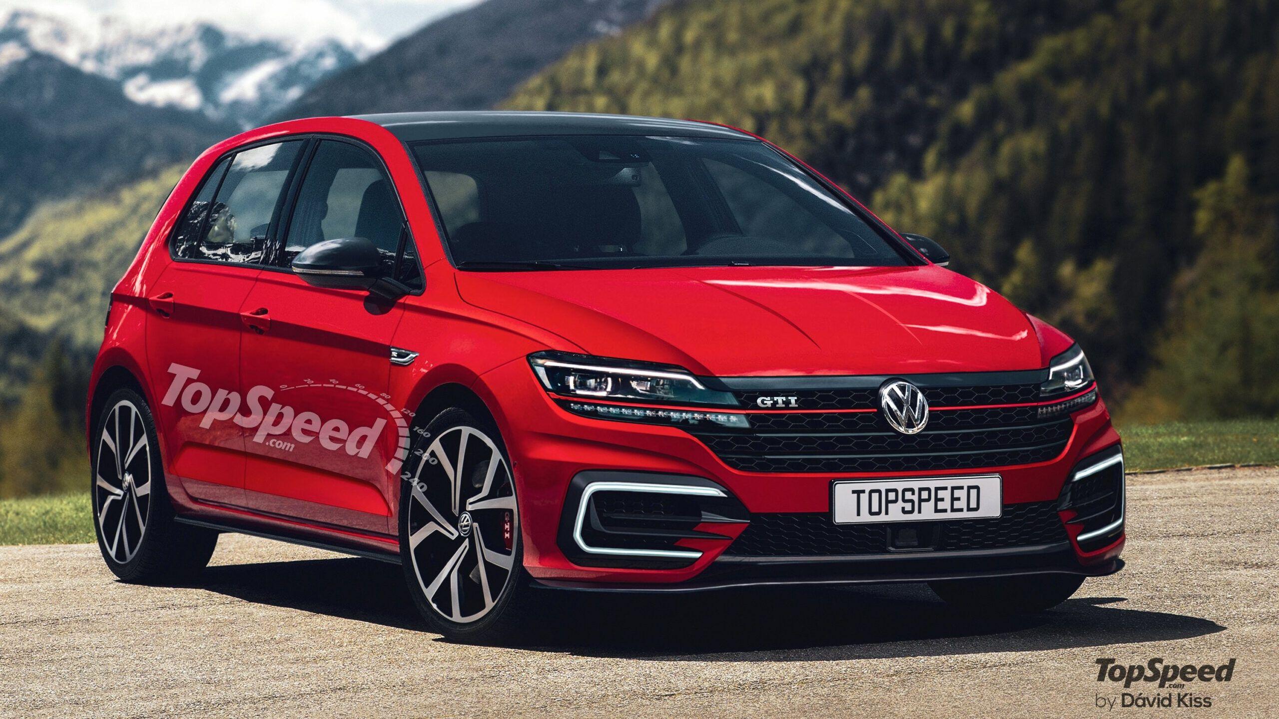 2020 Volkswagen Golf Mk8 Gti Performance Auto Carros