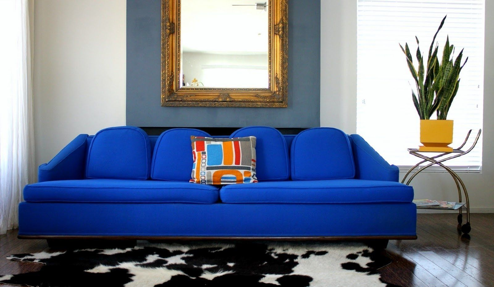 Best Bright Blue Couch Blue Sofa Bright Blue Couch Blue 400 x 300