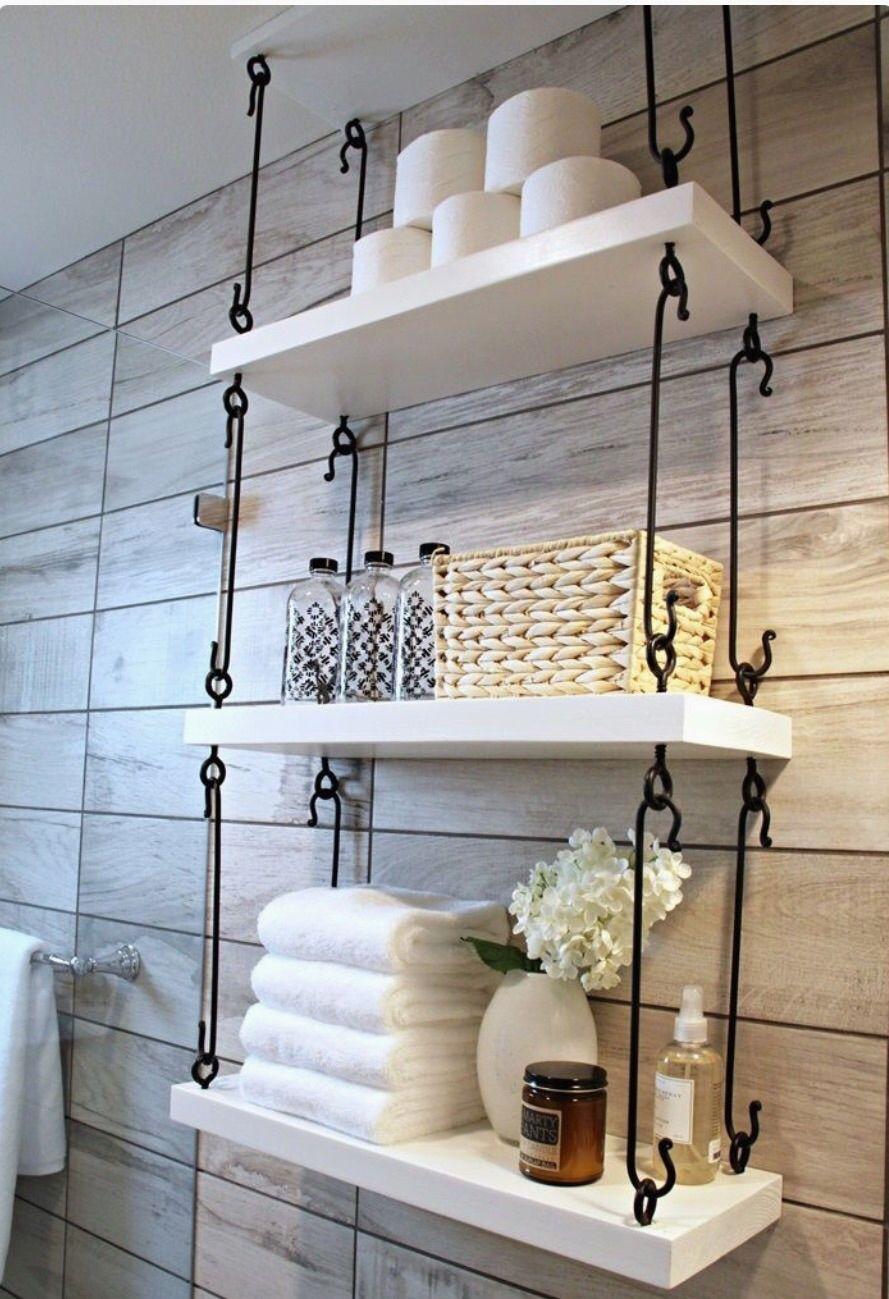 Creative Diy Rustic Bathroom Ideas You Might Create For Your Home Decor Diy Wall Rustic Decor R Rustic Bathroom Decor Diy Bathroom Decor Diy Bathroom Storage
