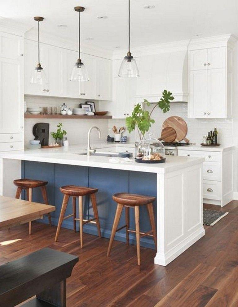 Small Kitchen Design 10x10: Interior Planning Advice #interiorplanningideas