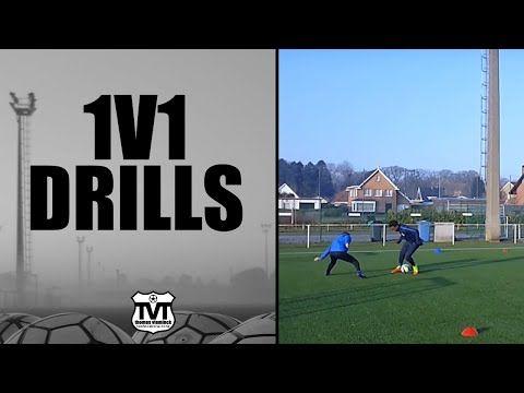 1v1 Drills / U9 - U10 - U11 - U12 - U13 - U14 / Thomas Vlaminck