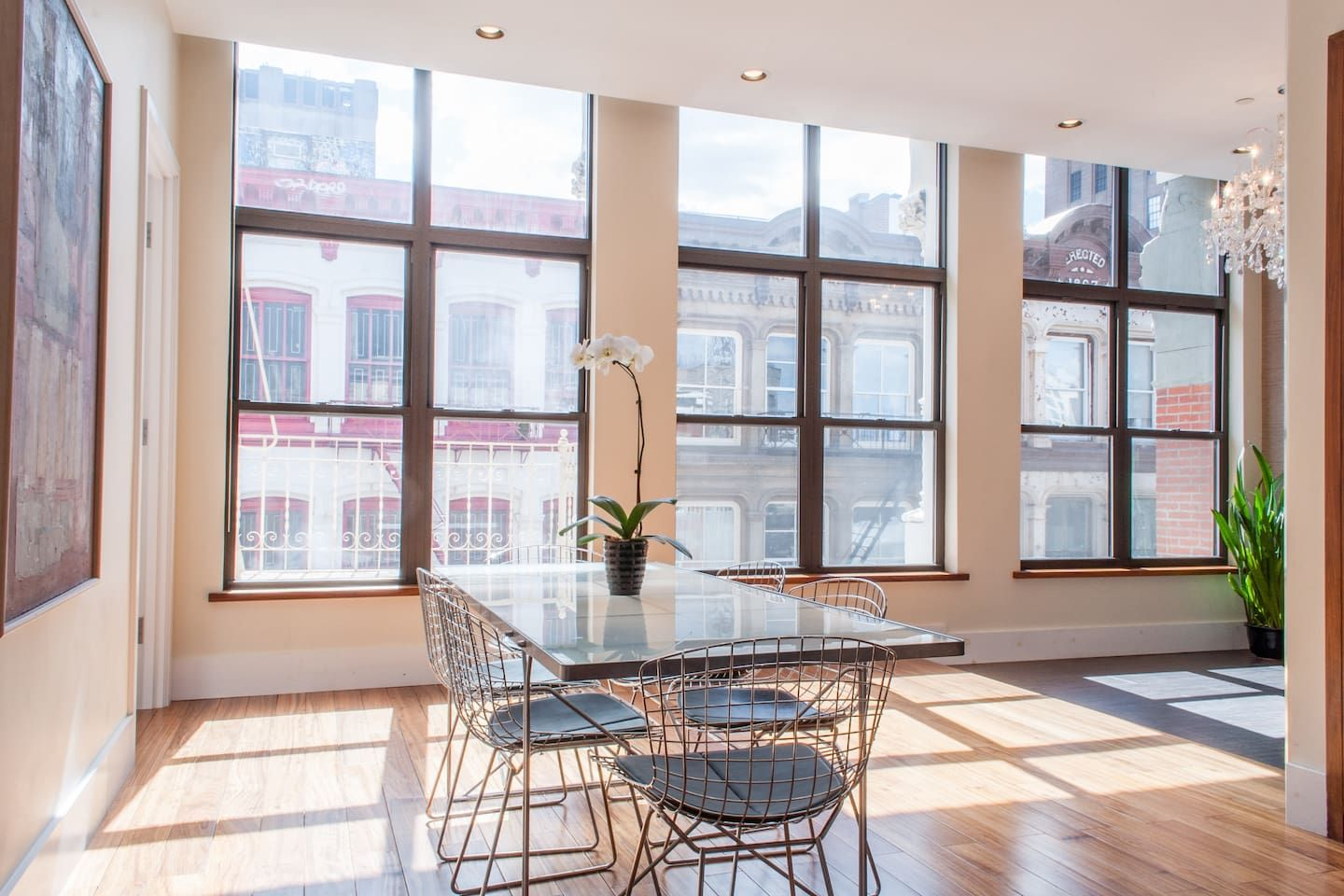 Tribeca 2500 Sq Ft W Priv Elevator Lofts For Rent In New York