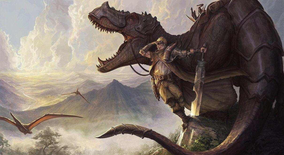 405006137c6 The Journey Ahead Dinosaur Wallpaper