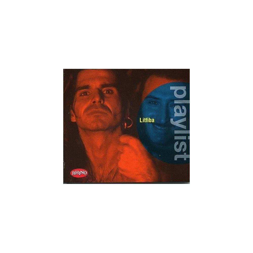 Litfiba - Playlist: Litfiba (CD)