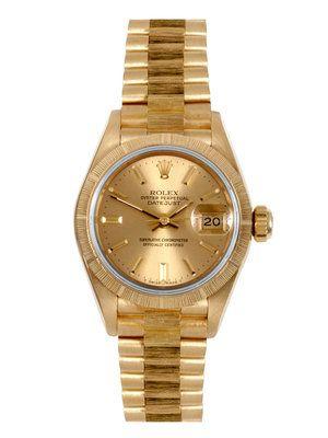 Rolex 18K Yellow Gold Presidential Watch, 26mm