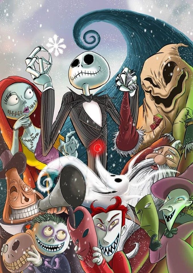 Life Is Either A Daring Adventure Or Nothing At A Nightmare Before Christmas Wallpaper Nightmare Before Christmas Drawings Nightmare Before Christmas Pictures