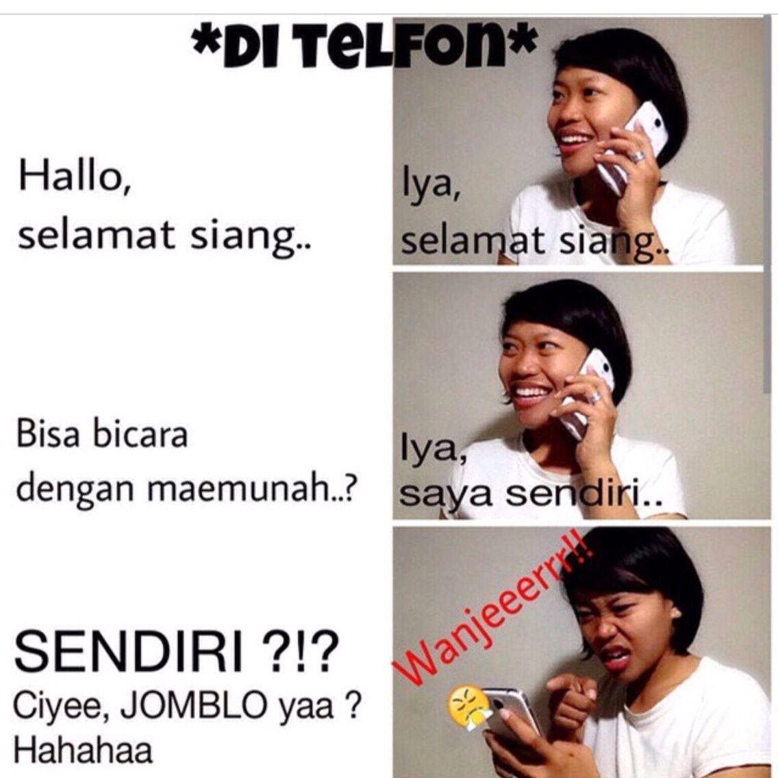 Percakapan Telepon
