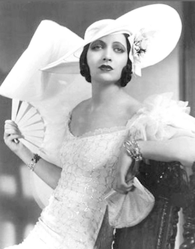 Kay Francis - big star of the 30s,