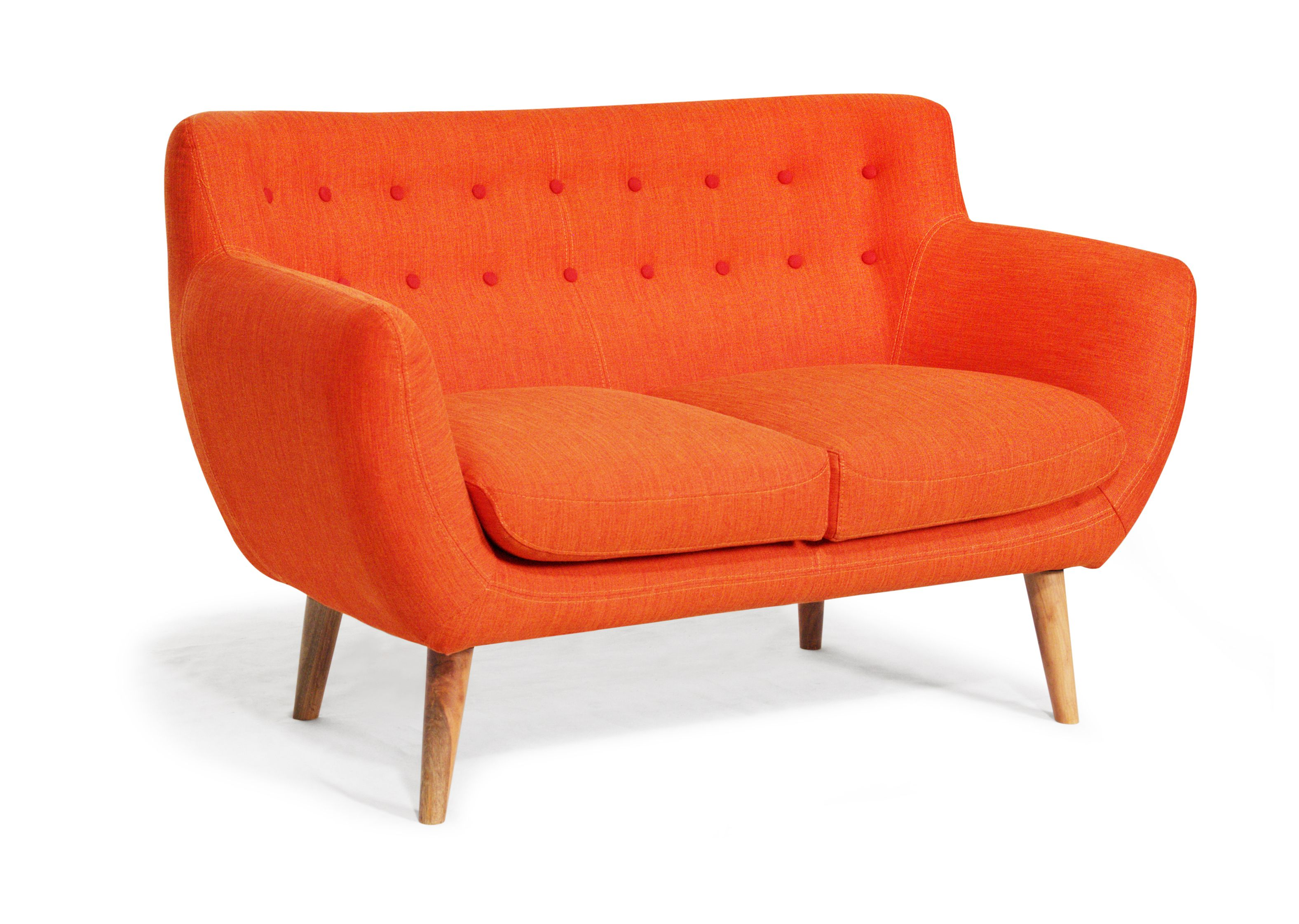 Orange Furniture Dashing Sofa For Enjoyable Living Room Design Ideas