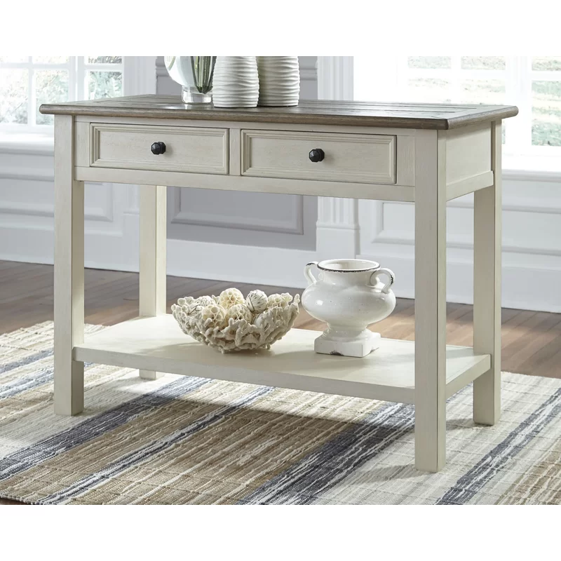 Dimatteo 46 Console Table In 2020 Sofa Table Console Table Living Room Console