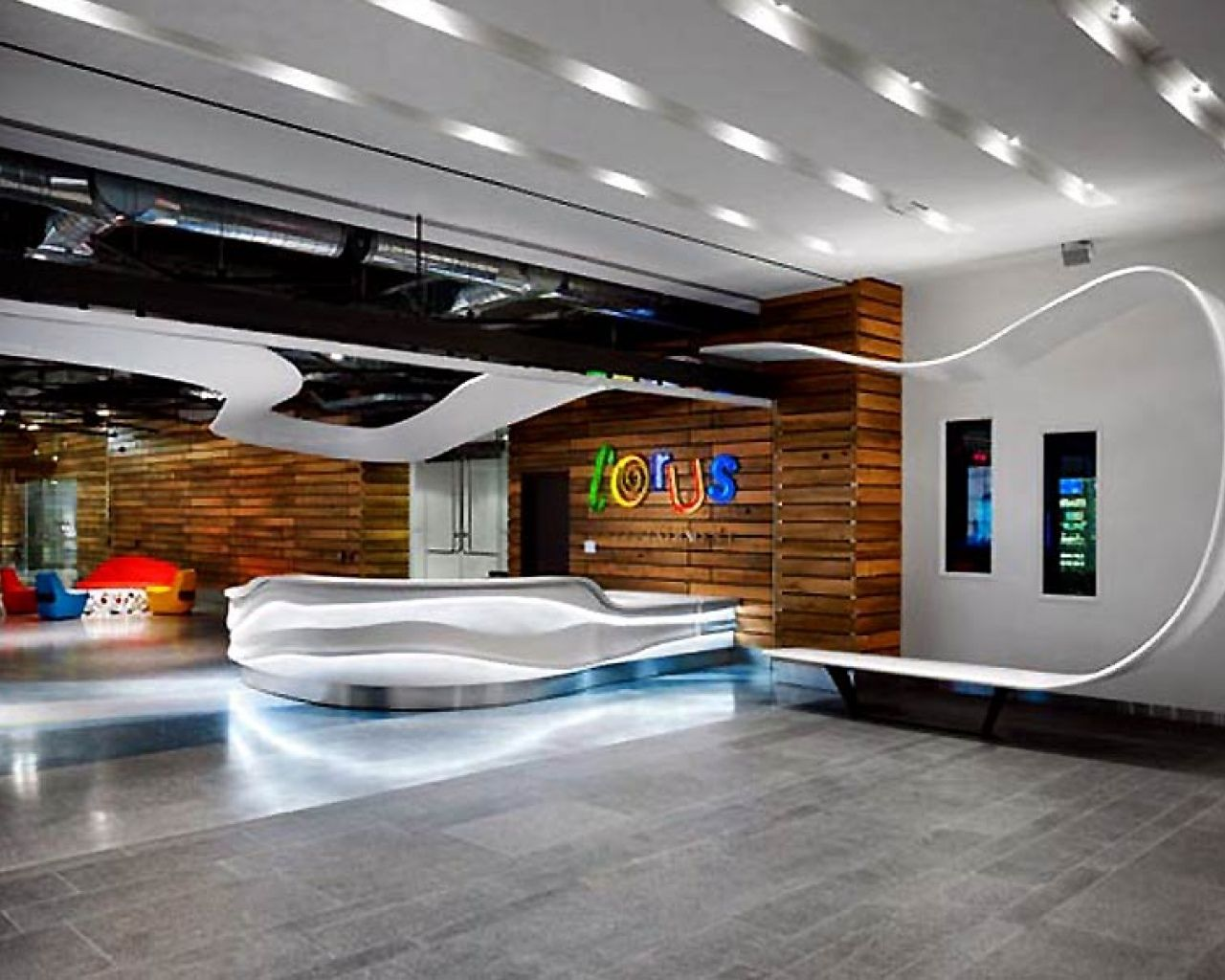Modern corporate office design google search office for Modern corporate office design