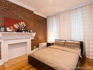 Discover this beautiful Studio #Apartment located in #Midtown East in #Manhattan! The apartment features an equipped #kitchen and beautiful brick walls.