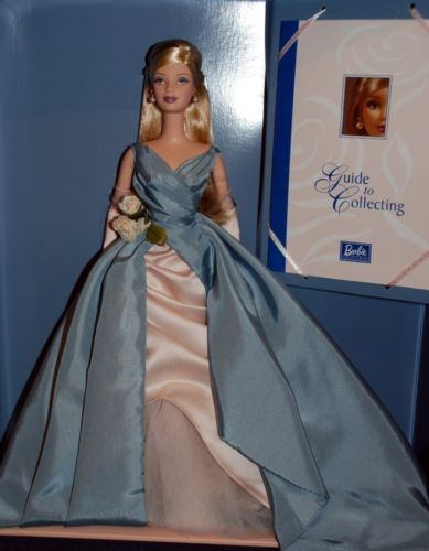 Barbie-from-the-Grand-Entrance-Collection-by-Carter-Bryant-with-certificate-NEU