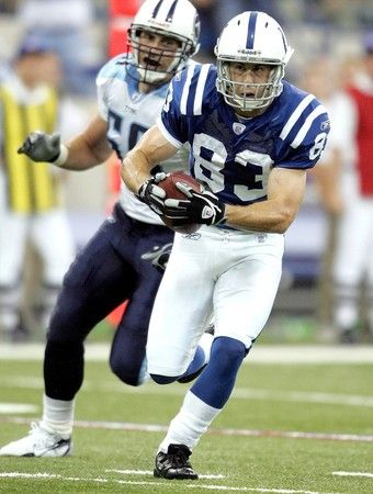 Brandon Stokley reflects on magical 2004 season with