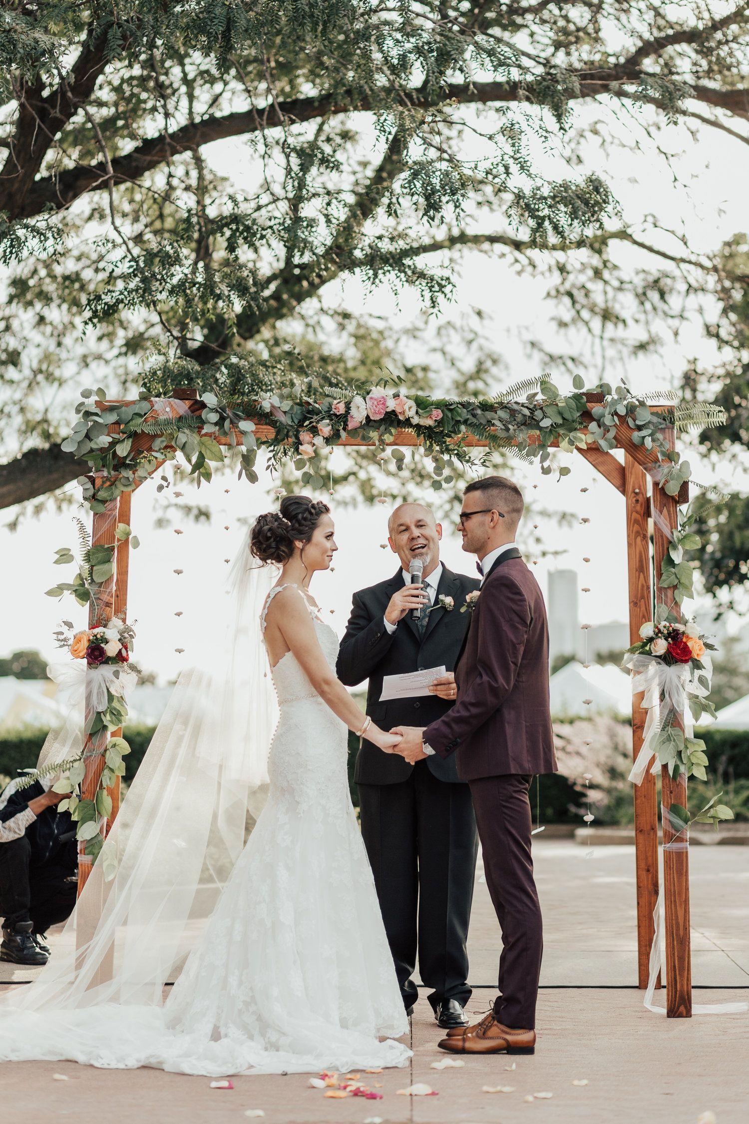 bourke wedding at belle isle casino   katie vonasek