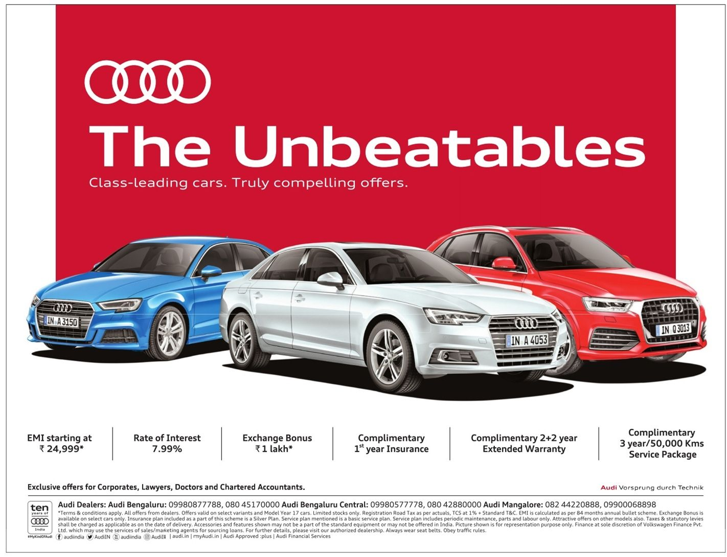 Audi Cars The Unbeatables Class Leading Cars Truly Compelling Offers Ad Audi Cars Car Advertising Audi