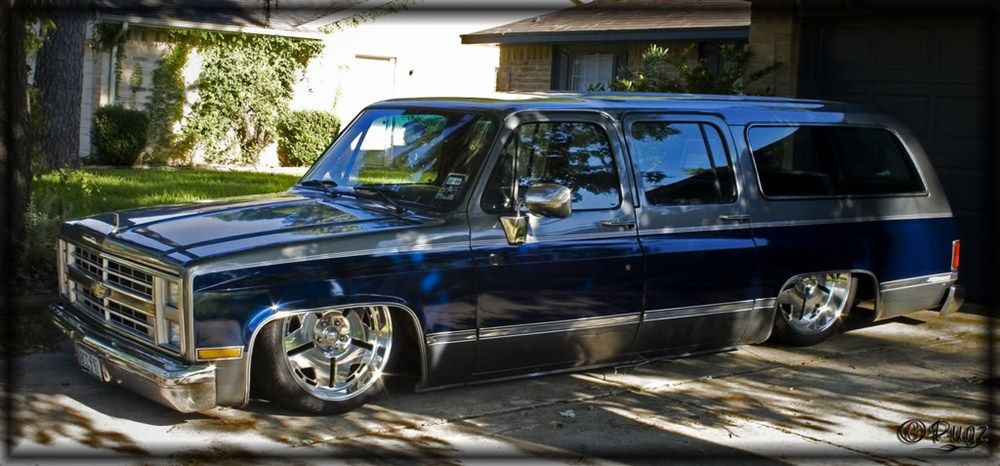 Lowered Suburban Google Search Chevy Suburban Chevrolet