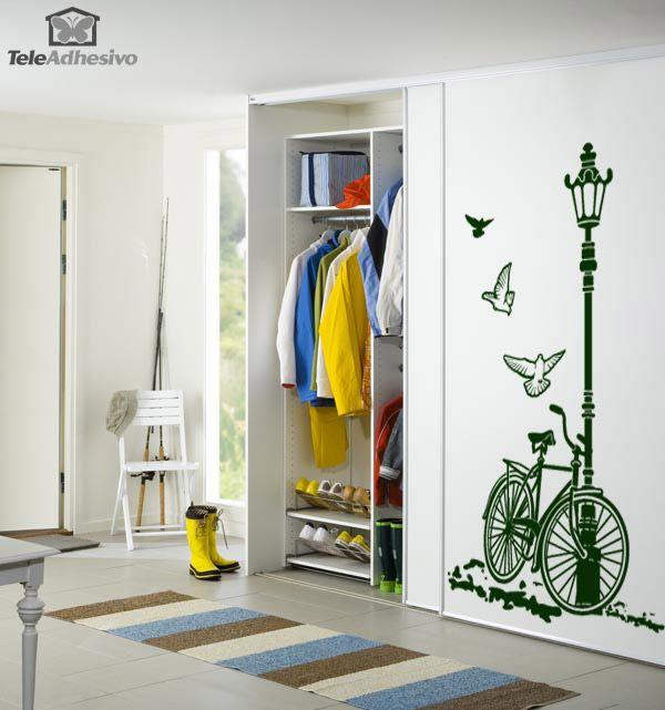 Resultado de imagen para puertas de armarios cuarto for Vinilos armarios dormitorio