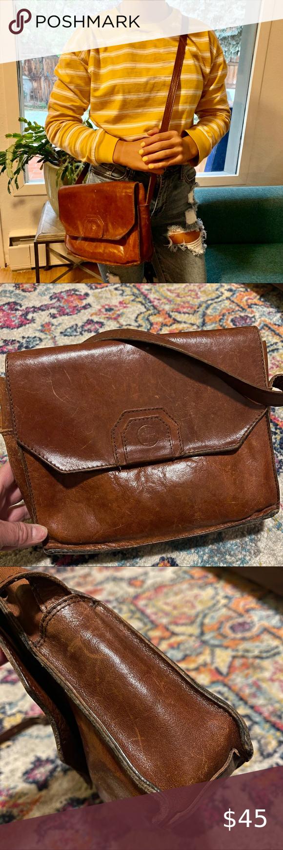 Vintage Boxca Mid Century Denmark Made Bag Western Style Purse Purple Handbags Tapestry Bag